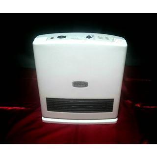 【定価¥5,480】MORITA スチーム加湿機能付き セラミックファンヒーター(ファンヒーター)