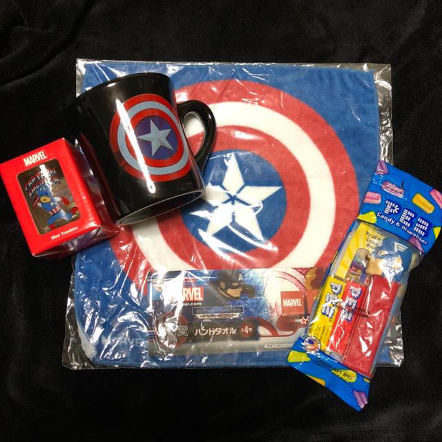 ワンピース ブルック グッズ 、 MARVEL - MARVEL / キャプテンアメリカグッズセットの通販 by nana6's shop|マーベルならラクマ