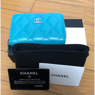 29a755e1ed0f シャネル ファッション小物(ブルー・ネイビー/青色系)の通販 400点以上 ...