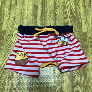 ディズニー(Disney)のプーさん 海水パンツ 80(水着)