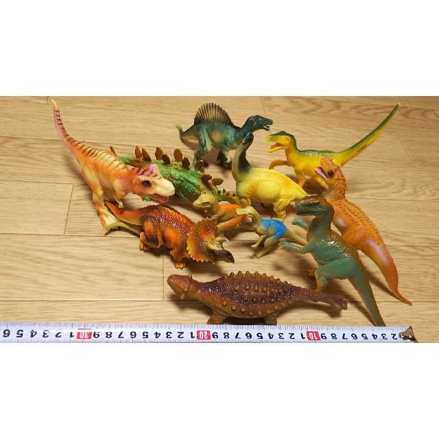 ワンピース アニポ | 恐竜 フィギュア 一枚目+二枚目 色々の通販 by eco4530's shop|ラクマ