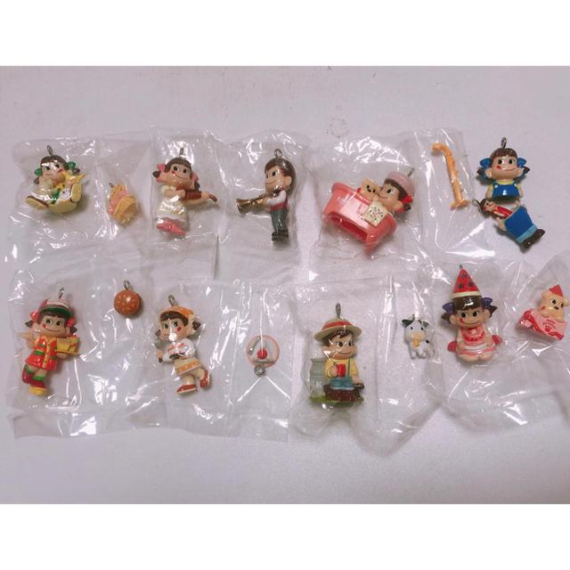 エポキシパテ フィギュア 、 不二家 - ペコちゃんポコちゃんフィギュアセットの通販 by もん's shop|フジヤならラクマ