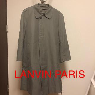 ランバン(LANVIN)のLANVIN PARIS ステンカラーコート(ステンカラーコート)