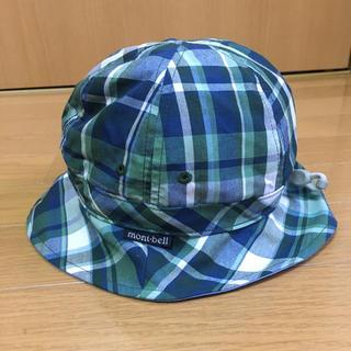 モンベル(mont bell)のモンベル キッズ用帽子(帽子)