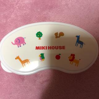 ミキハウス(mikihouse)のミキハウス 離乳食ケース(離乳食器セット)