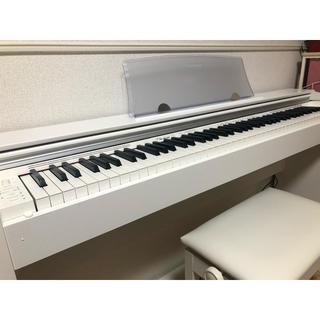 カシオ(CASIO)の緊急値下げ!CASIO 88鍵盤 電子 ピアノ Privia PX-770WE (電子ピアノ)