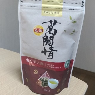 ユニリーバ(Unilever)の台湾 烏龍茶 東方美人茶 1箱18ティーバッグ入り(茶)