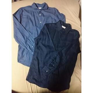 ユニクロ(UNIQLO)の♦春夏メンズ シャツ 2枚(シャツ)