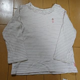 ミキハウス(mikihouse)のミキハウス 長袖シャツ 90(Tシャツ/カットソー)