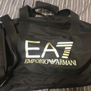 エンポリオアルマーニ(Emporio Armani)のエンポリオアルマーニ ボストンバッグ美品(ボストンバッグ)