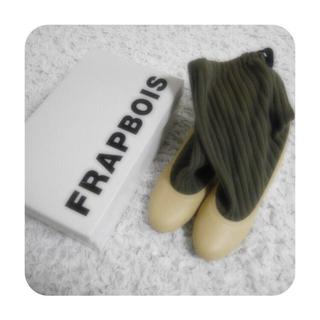 フラボア(FRAPBOIS)のFRAPBOIS パンプス(ハイヒール/パンプス)