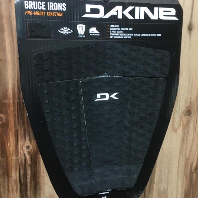 Dakine(ダカイン)のダカイン ショートボード デッキパッド DAKINE ブルースアイアン スポーツ/アウトドアのスポーツ/アウトドア その他(サーフィン)の商品写真