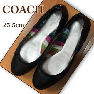 コーチ(COACH)の☆COACH☆25.5cm(ハイヒール/パンプス)
