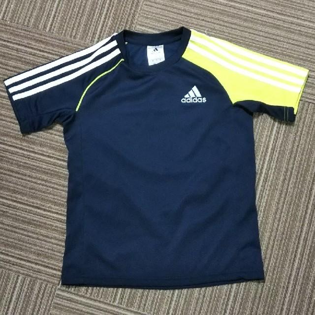 adidas(アディダス)のhime様専用 美品 140㎝ adidas プラシャツ スポーツ/アウトドアのサッカー/フットサル(ウェア)の商品写真