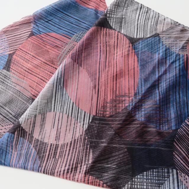 ZARA(ザラ)の《送料込》ストール 春色 パステルカラー 差し色 マルチカラー インポート レディースのファッション小物(ストール/パシュミナ)の商品写真
