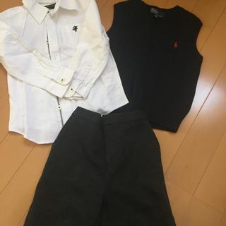 ポロラルフローレン(POLO RALPH LAUREN)の入学式 結婚式 セレモニー スーツ 100(ドレス/フォーマル)