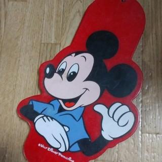 ディズニー(Disney)のミッキーマウス☆レアなハンガー(その他)