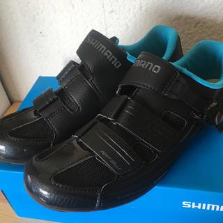 SHIMANO - シマノ ビンディングシューズ レディース SH-RP300WL 未使用