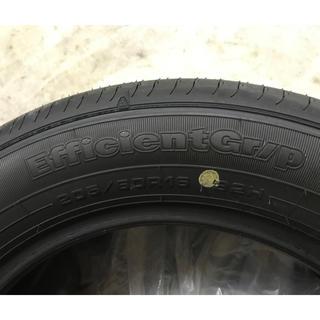 グッドイヤー(Goodyear)のGOODYEAR EfficientGrip  205/60R16  92H(タイヤ)