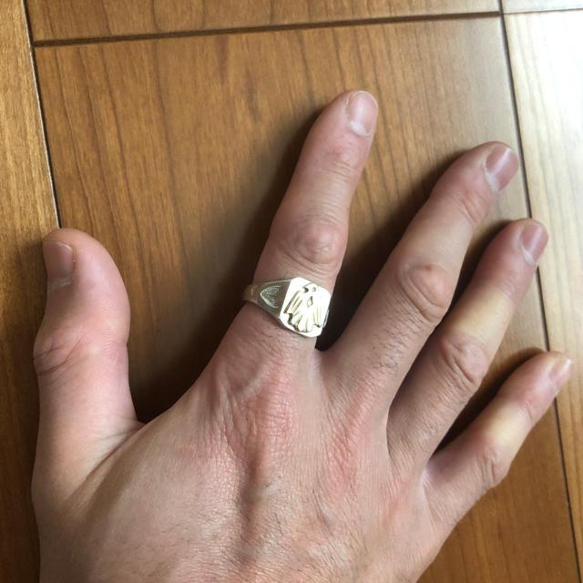 goro's(ゴローズ)のgoro's  ゴローズ ヒヨコ リング 内径:21mm レディースのアクセサリー(リング(指輪))の商品写真