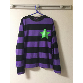 デセプション ボーダー ロングTシャツ(Tシャツ/カットソー(七分/長袖))