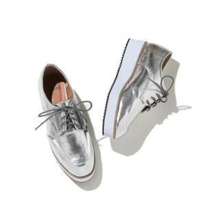 ジュゼ(Juze)の【新品・未使用】レース アップシューズ(ローファー/革靴)