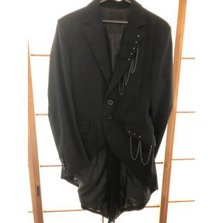 アトリエボズ(ATELIER BOZ)のB.P.N ブラックピースナウ メンズ 燕尾ジャケット(テーラードジャケット)