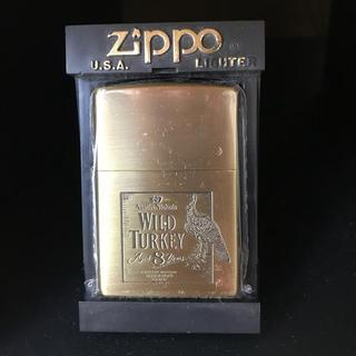 ジッポー(ZIPPO)のジッポライター  ターキー(タバコグッズ)