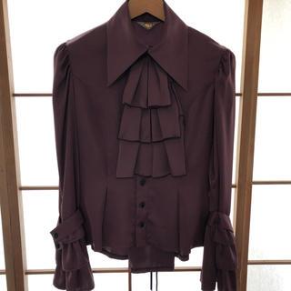 アトリエボズ(ATELIER BOZ)のアトリエボズ メンズ ジャボ付きシャツ(シャツ)