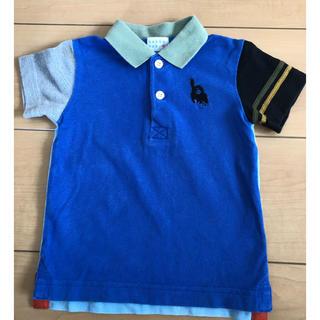 ハッカベビー(hakka baby)のハッカベビー  ポロシャツ 80㎝(シャツ/カットソー)