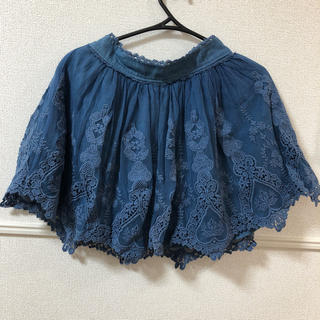 リズリサ(LIZ LISA)のリズリサ  ミニスカート 美品(ミニスカート)