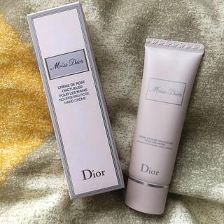 ディオール(Dior)のミスディオール*ハンドクリーム(ハンドクリーム)