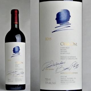 オーパスワン 2015(ワイン)