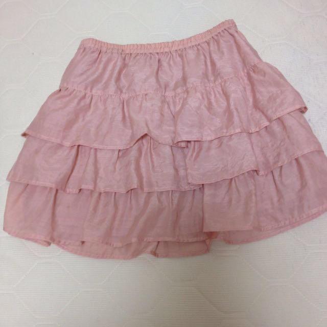 LOWRYS FARM(ローリーズファーム)のLOWRYS FARM フリルスカート レディースのスカート(ミニスカート)の商品写真