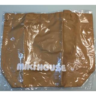 ミキハウス(mikihouse)のミキハウス トートバッグ 新品(トートバッグ)