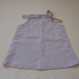 fa54d141bf0df コムサデモード(COMME CA DU MODE)のコムサデモード つりスカート サイズ80 中古(ワンピース