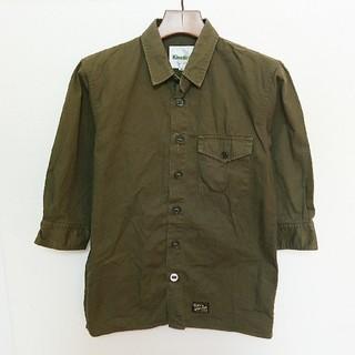 キネティックス(kinetics)のKinetics カーキシャツ(シャツ)