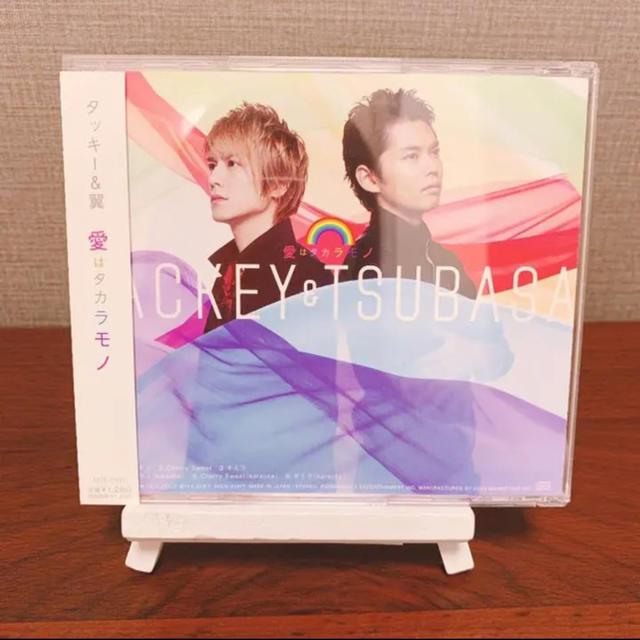タッキー&翼(タッキーアンドツバサ)の愛はタカラモノ エンタメ/ホビーのCD(ポップス/ロック(邦楽))の商品写真