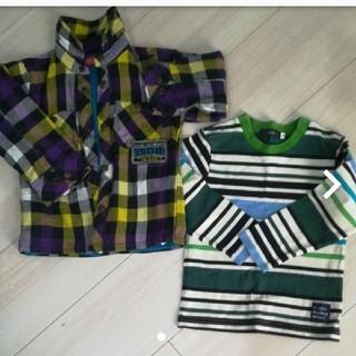 カルディア(CALDia)の美品シャツ2枚セット(Tシャツ/カットソー)