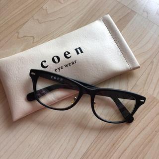 コーエン(coen)のCoenメガネ(サングラス/メガネ)