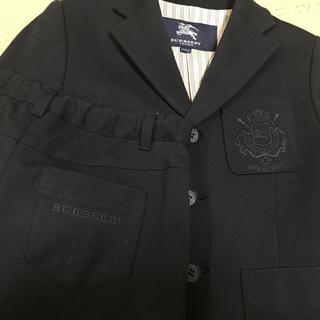 バーバリー(BURBERRY)のバーバリースーツ  110(ドレス/フォーマル)