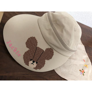 クマノガッコウ(くまのがっこう)のくまの学校 エプロン 帽子 くまのがっこう(その他)