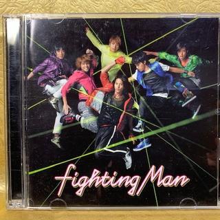 NEWS CD「Fighting Man」(ポップス/ロック(邦楽))