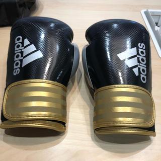 アディダス(adidas)の(アディダス)ボクシンググローブ 10オンス(adidas)(ボクシング)