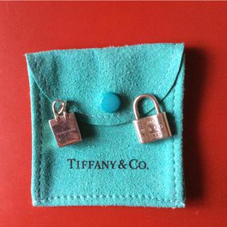 ティファニー(Tiffany & Co.)のテイファニー      ペンダントトップ    2つ  最終値下げ!(チャーム)