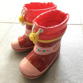 アンパンマン(アンパンマン)のキッズ長靴 アンパンマン 13センチ(長靴/レインシューズ)