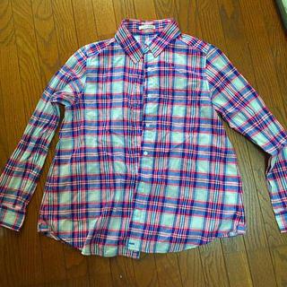 ジャーナルスタンダード(JOURNAL STANDARD)のチェックシャツ(Tシャツ(長袖/七分))