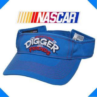 NASCAR サンバイザー 帽子(サンバイザー)