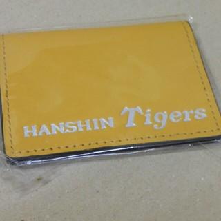 ハンシンタイガース(阪神タイガース)の阪神タイガース パスケース(名刺入れ/定期入れ)