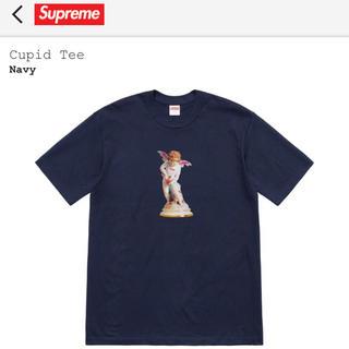 シュプリーム(Supreme)のsupreme cupid tee navy Mサイズ(Tシャツ/カットソー(半袖/袖なし))